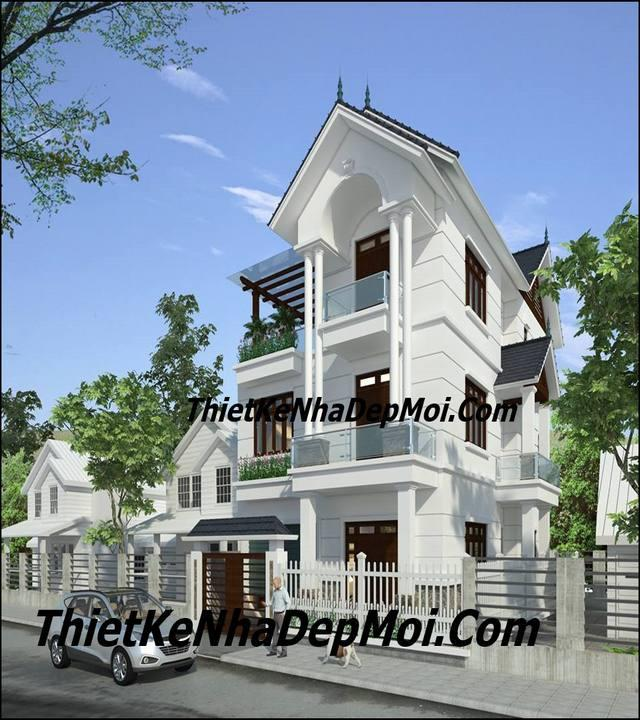 biet thu 3 tang mai thai 3311