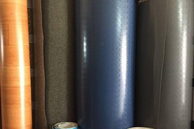 Tấm nhựa trải sàn PVC cho văn phòng