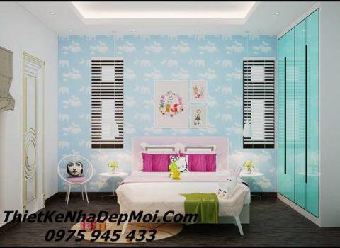 Nội thất phòng ngủ cho thiếu nữ